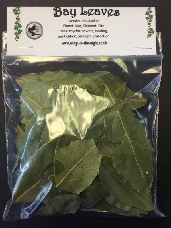 BAY LEAVES Dried Magical Herb